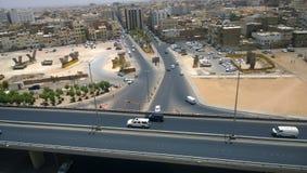 Воздушная съемка Medina стоковая фотография rf