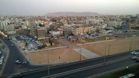 Воздушная съемка Medina стоковые изображения