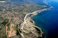 Воздушная Танзания Стоковые Изображения