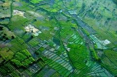 Воздушная Танзания Стоковое Изображение