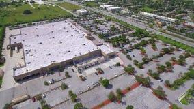 Воздушное видео walmart Майами FL акции видеоматериалы