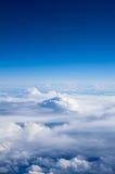 Воздушное небо стоковое фото rf