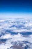 Воздушное небо стоковые фото