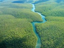 воздушное фото Стоковые Изображения