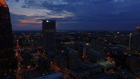 Воздушное Georgia Атланта видеоматериал
