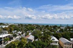 Воздушное Key West Стоковое Изображение RF