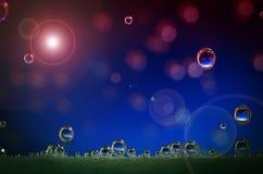 Воздушные пузыри Стоковая Фотография