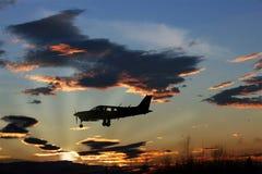 Воздушные судн двигателя Стоковые Фотографии RF