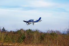 Воздушные судн двигателя стоковое фото rf