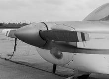 Воздушные судн пропеллера малые Стоковая Фотография RF
