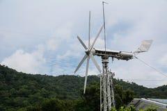 Воздушные судн ротора генератора Стоковое фото RF