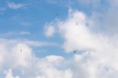 Воздушные судн эффектного выступления Стоковое фото RF
