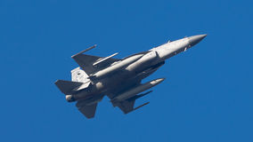 Воздушные судн JF-17 Стоковое Изображение RF