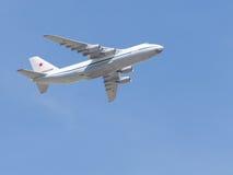 Воздушные судн An-124 Ruslan Стоковое фото RF