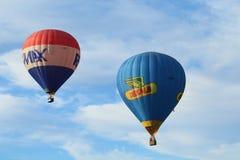 воздушные шары горячие Стоковые Изображения