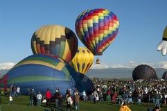 воздушные шары горячие Стоковое Фото