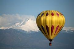воздушные шары горячие Стоковые Изображения RF