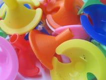 Воздушные шары пробочки Стоковая Фотография