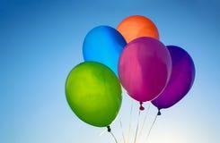 Воздушные шары Стоковые Фотографии RF