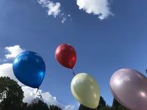 воздушные шары 1 Стоковая Фотография RF