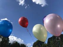 Воздушные шары 6 Стоковая Фотография