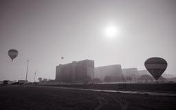 Воздушные шары Brasilia Стоковое Изображение