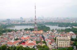 воздушный Вьетнам Стоковая Фотография