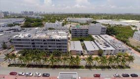 Воздушный парк Miami Beach Collins видеоматериал