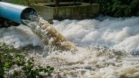 Воздушный пузырь причины скорости нечистот рва высокий огромно стоковые изображения