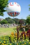 Воздушный шар (Борнмут, Великобритания) Стоковая Фотография
