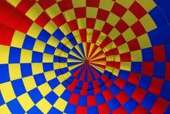 Воздушный шар внутрь Стоковое Фото