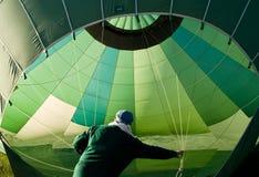 воздушный шар горячий Стоковая Фотография RF