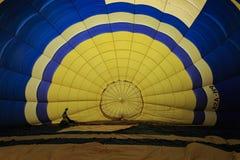 воздушный шар горячий putrajaya Стоковые Изображения RF