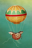 Воздушный шар инфракрасн  Ð бесплатная иллюстрация