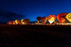 Воздушный шар 2015 Лорена Mondial Стоковые Фото