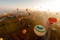 Воздушный шар 2015 Лорена Mondial Стоковые Изображения
