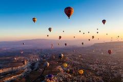 Воздушный шар огня Стоковые Фото