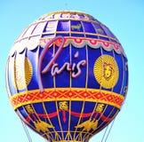 Воздушный шар Парижа Стоковые Изображения RF