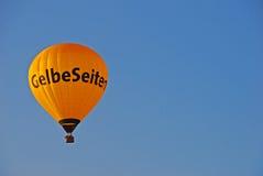 Воздушный шар телефонного справочника горячий Стоковое Фото