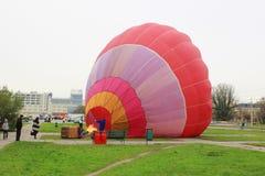 Воздушный шар Стоковые Фотографии RF
