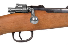 воинская винтовка Стоковое Изображение