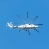Воинская посадка вертолета Стоковые Изображения