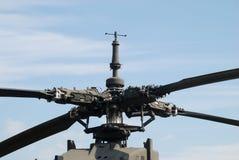 Воинские вертолеты Стоковые Фото