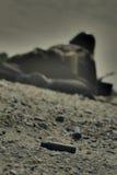 Воинские кожухи враждебностей Стоковые Фото