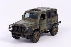 Воинский автомобиль Стоковые Фотографии RF
