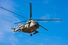 Воинский вертолет Стоковая Фотография RF