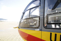 Воинский вертолет Стоковое Изображение RF