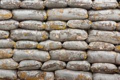 Воинский дзот стоковая фотография
