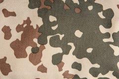 Воинский конец-вверх предпосылки камуфлирования текстуры Стоковые Изображения RF