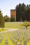Воинский мемориал Стоковые Фото